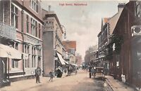 POSTCARD    BERKSHIRE   MAIDENHEAD   High  Street