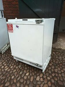 New Graded Montpellier MBUF30 Integrated Undercounter Freezer RRP £229!  -UK DEL
