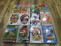 Nintendo 64 Lot of 12 piece Legend Of Zelda Star Fox Complete N64 Japan w679