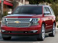 Chrome Main Grille Insert Fits 2015-2019 Chevrolet Tahoe LS and LT
