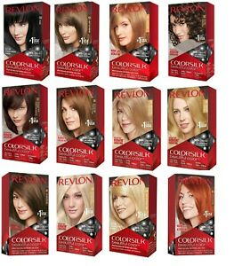 Revlon Colorsilk Beautiful Hair Color Permanent Hair Dye - Select Shade