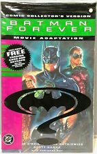 Batman Forever Movie Adaptation Factory Sealed with Card and Skycaps