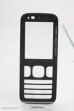 ORIGINALE Nokia 5630 FRONTCOVER Black/Red A-cover guscio superiore NERO/ROSSO CHASSIS