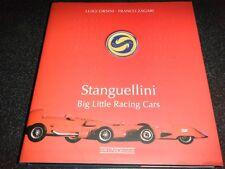 STANGUELLINI BIG LITTLE RACING CARS ORSINI FORMULA JUNIOR SIGNED FRANCO ZAGARI