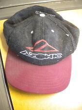 Vintage Azonic Pro Wool Hat Cap Button Adjustable Size 1275-009