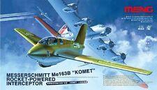 """Meng Model 1/32 QS-001 Messerschmitt Me163B""""KOMET""""Rocket-Power Interceptor"""
