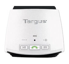 Targus Mobile Bluetooth Speaker W/ Speaker Phone Silver iPhone #TA-22MBSP-SIL