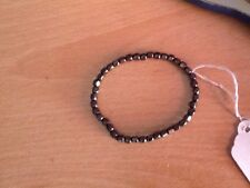 BUFFY PROP WILLOW ALYSON HANNIGAN WORN BRACLET WITH TAGS COA