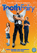 Tooth Fairy [DVD], Very Good DVD, Ellie Harvie, Dwayne Johnson, Ashley Judd, Ste