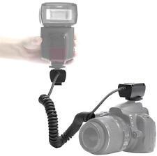 TTL Off Camera Flash Shoe Cord for Nikon D3000 D3100 D5000 D5100 D5200 D5300