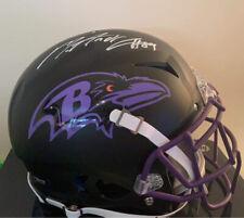 Mark Andrews Autographed Signed Baltimore Ravens Custom Full Size Helmet BAS