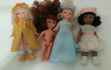 Mattel Kelly Doll Lot from Total of 4 Barbies Sisters b2