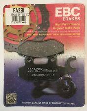 EBC Organic REAR Brake Pads Fits Triumph Tiger 1200 / Explorer (2016 to 2020)