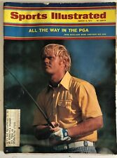 Sports Illustrated March 8, 1971. All The Way In The PGA!