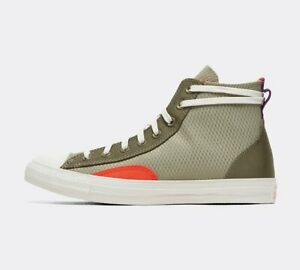 Converse Chuck Taylor All Star Ripstop Miami Trainer | Green | LIMITED SIZES