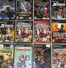 Playstation 2 PS2 Game Pick 150+ Games to Choose From FREE SHIPPING S-X