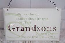TARGA sono davvero molto fortunati di tutte le grandsons ho avuto la migliore è f1606n