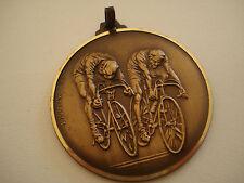 MEDAILLE BREVET 250 KM EXCLESIOR CLUB MARSEILLE BANDOL SPORT CYCLISME CYCLISTE