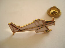 PINS RARE AVIATION AVION COMPANY AIR MEGEVE AIRPLANE