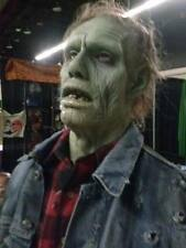 LIFE SIZE BUB day of the dead Romero Savini prop statue comic con horror figure