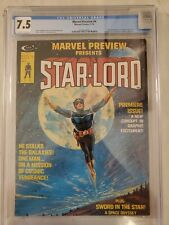 Marvel Preview #4 | CGC 7.5 VF- | 1st Star-Lord