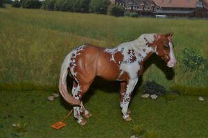 CollectA Pferd repainted/Schleich Pferd repainted