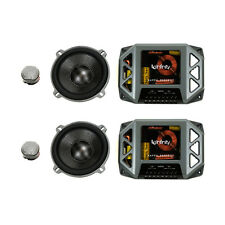 "*NEW* INFINITY KAPPA PERFECT 600 6-1/2"" 2-WAY CAR AUDIO COMPONENT SPEAKER SYSTEM"