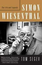 Simon Wiesenthal: The Life and Legends, Segev, Tom, Very Good Book