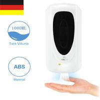 1000ML Touchless Hand Desinfektion Seifenspender InfrarotSensor Automatischer