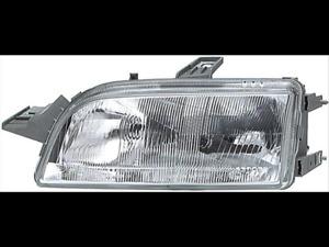 Hella Headlight, Left Fiat Punto