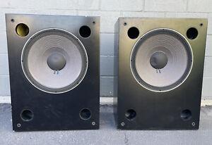 "JBL Synthesis Two S2S 15"" 250-watt passive Shielded THX Subwoofer"