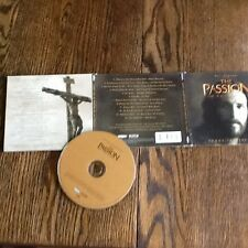 The Passion of the Christ: Songs Inspired by The Passion Christ used cd religion
