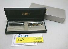 FKKN-12SR-BFM Pilot Pen Custom 74 Black Medium Fine Gold 14K from Japan