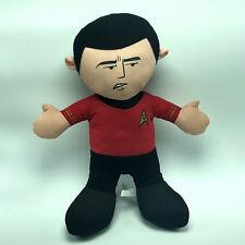 Toy Factory Star Trek Plush Scotty Scottie Stuffed Animal Cbs action figure red