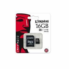 Memory card SDHC per cellulari e smartphone con 16 GB di memorizzazione