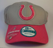 NFL Pink and Gray Indianapolis Colts Ball Cap