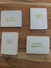 Lee Middleton Bibles set of 4