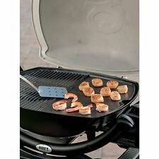 Outdoor Cooking Bbq Griddle Porcelain-Enameled Cast Iron Weber Q2000 Grill Grate