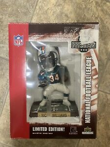 NFL Miami Dolphins Ricky Williams Upper Deck Game Breakers Figurine RARE IN BOX