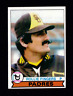 1979 Topps San Diego Padres Baseball Card #390 Rollie Fingers - NM