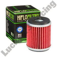 Hiflo Filtro HF141 oil filter to fit TGB Bellavita 125 12-13 & 125 EFI 14-16