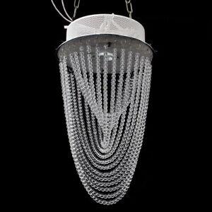 Crystal Chandelier Ceiling Lamp Bedroom Suspension Lamp Fixture Pendant Lighting