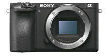 Sony Alpha 6500 24.2MP Digitalkamera - Schwarz (Nur Gehäuse)
