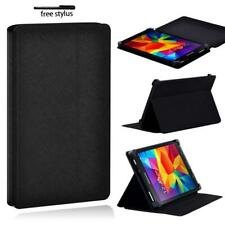 Folio Leather Tablet Stand Protective Cover Case For Samsung Galaxy Tab 2/3/4