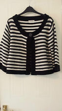 George Women's Striped 3/4 Sleeve Jumpers & Cardigans