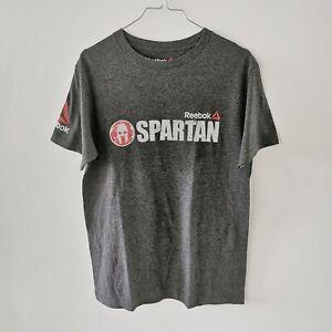 Reebok Sportswear Men's Spartan Race 2017 Qualifier T Shirt Size S