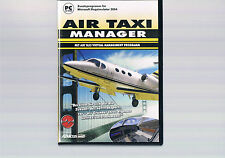 Flight Simulator 2004 / 2002  Air Taxi Manager