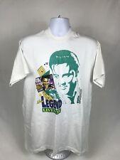"""Rare VTG 1992 Elvis Presley """"The Legend Lives On"""" Short Sleeve T-Shirt Size XL"""