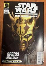 RARE🔥 Star Wars Clone Wars FCBD Avatar The Last Airbender 2011 Dark Horse Comic