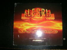 "Dance 2X CD Set ""Alegria Universo Mix By Abel"" Tommy Boy"